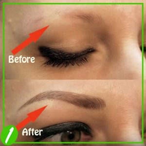Microblading Eyebrows Aftercare Tips – Keep Your Brows Attractive