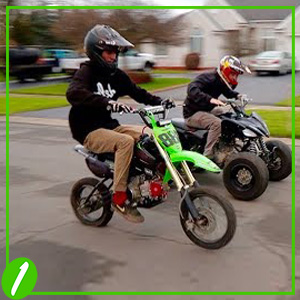 Dirt Bike vs ATV Comparison – Which One Will Better for You