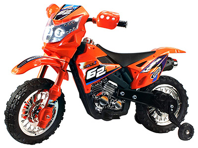 Rechargeable Battery Operated Dirt Bike