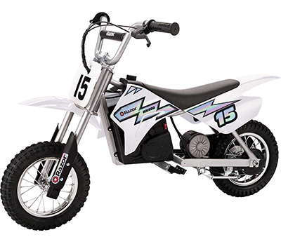 Recommended Dirt bike for kids
