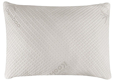 Best Pillow for Combination Sleepers by Snuggle-Pedic