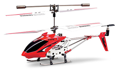 Best Remote Control Helicopter - Syma S107/S107G
