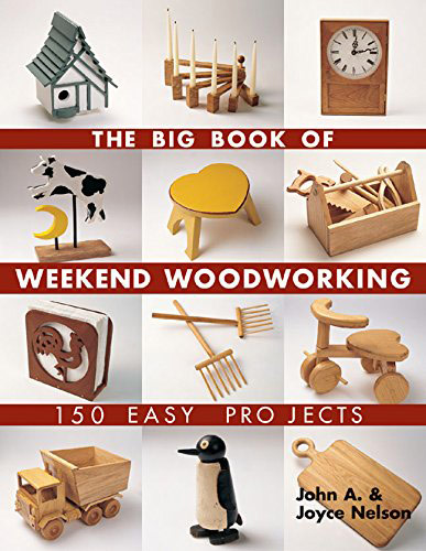 The Big Book Of Woodworking