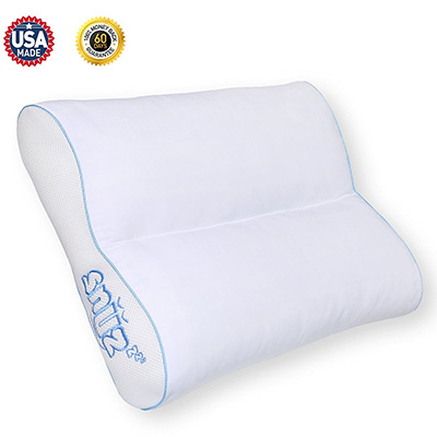 10 Best Pillow For Combination Sleepers Reviewed Aug 2019