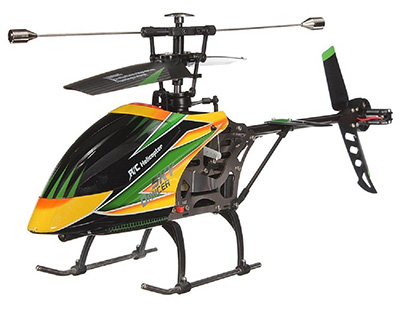 Remote Control Helicopter Review - WLtoys Large V912