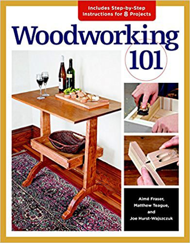 Woodworking 101 - Skill-Building Projects
